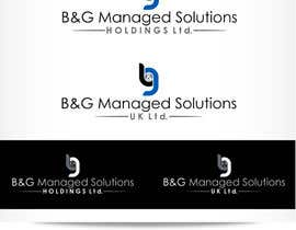 #103 para Design a Logo for B&G Managed Solutions por ninjapz