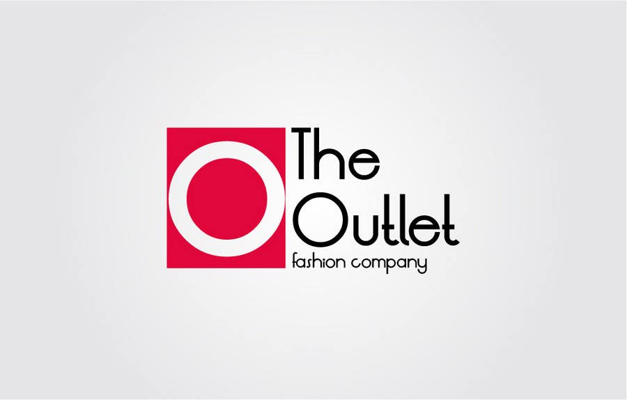 "#122 for Unique Catchy Logo/Banner for Designer Outlet Store ""The Outlet Fashion Company"" by sidaddict"