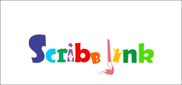 Kilpailutyö #39 kilpailussa Design a Logo for Scribblink