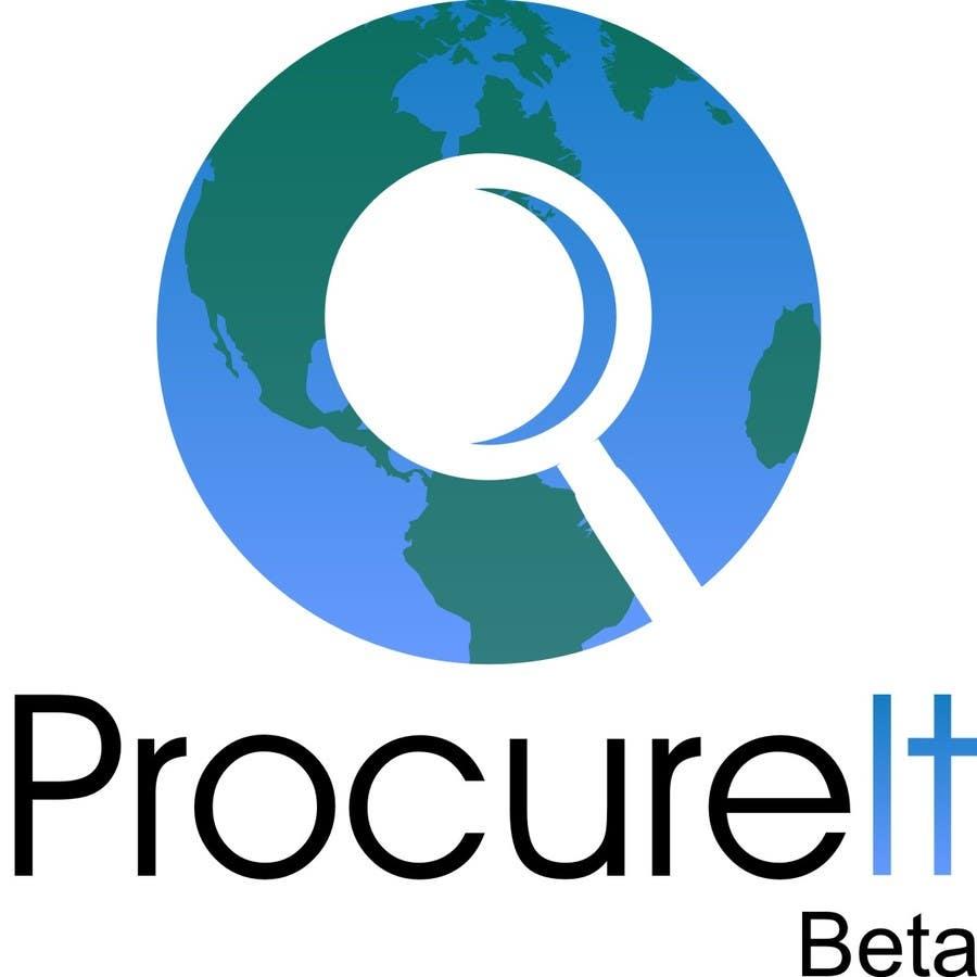Konkurrenceindlæg #13 for Criação da logo da nova startup Procureit