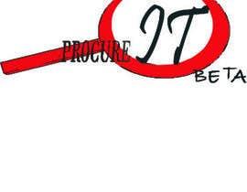 #33 for Criação da logo da nova startup Procureit af hedonpavan