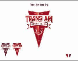 #33 cho Design a Logo for Trans Am Road Trip bởi roman230005