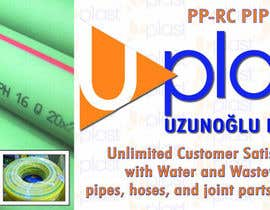 #19 dla Advertisement Design for PPR Pipe and Fitting Distributor przez MichaelDominick