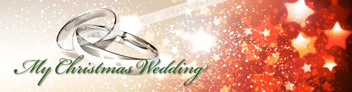 Bài tham dự cuộc thi #7 cho Christmas Wedding Site Graphics