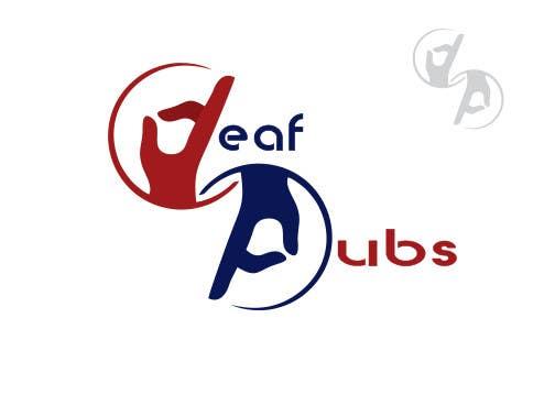 Penyertaan Peraduan #51 untuk Design a Logo for Deaf Pubs