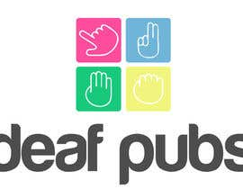 #38 for Design a Logo for Deaf Pubs by danapopa88