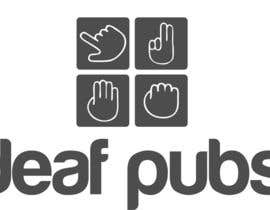 #39 for Design a Logo for Deaf Pubs by danapopa88