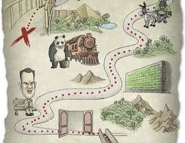 nº 8 pour Design a fun map for Las Vegas Scavenger Hunt par ajvdw