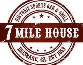 #30 para Design 2 Logos for 160 Year Old Sports Bar in San Francisco por danapopa88