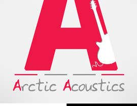 "#17 for Design a Company Logo for ""Arctic Acoustics"" by HamedHagar"
