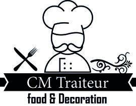 nº 6 pour Logo for a food company / Logo pour un Traiteur par modernart86
