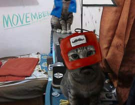 #72 for Freelancer.com #MOVEmber Challenge - Give Your Pet a Makeover (Photoshop Design Contest) by adhfree