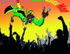 #20 for Reggae Peace Superhero Pic by Milan1pad