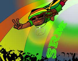 #18 for Reggae Peace Superhero Pic by mrVolodislav