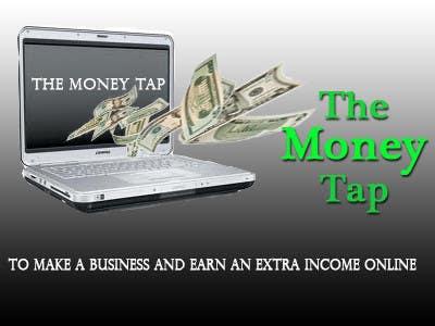Konkurrenceindlæg #140 for Design a Logo for my online Blog: The Money Tap