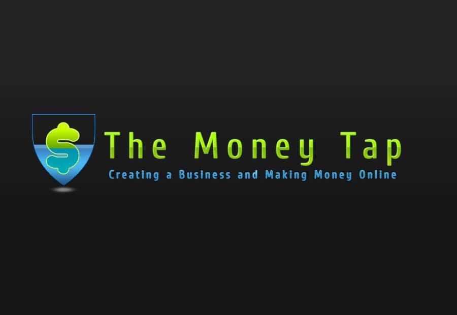 Penyertaan Peraduan #144 untuk Design a Logo for my online Blog: The Money Tap
