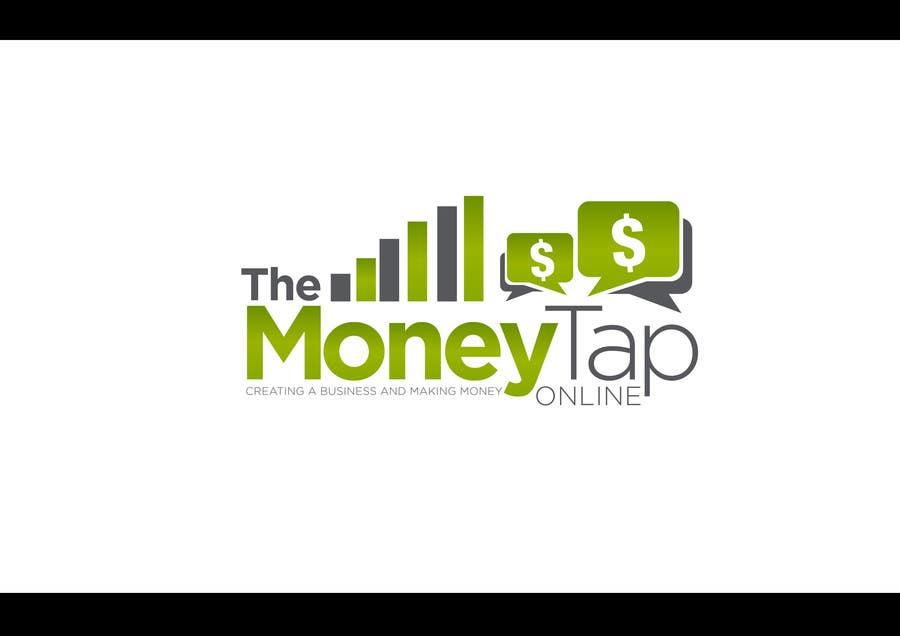 Penyertaan Peraduan #112 untuk Design a Logo for my online Blog: The Money Tap