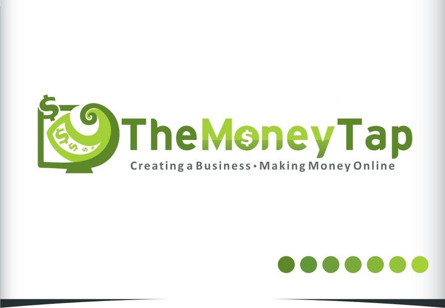 #166 for Design a Logo for my online Blog: The Money Tap by Crussader