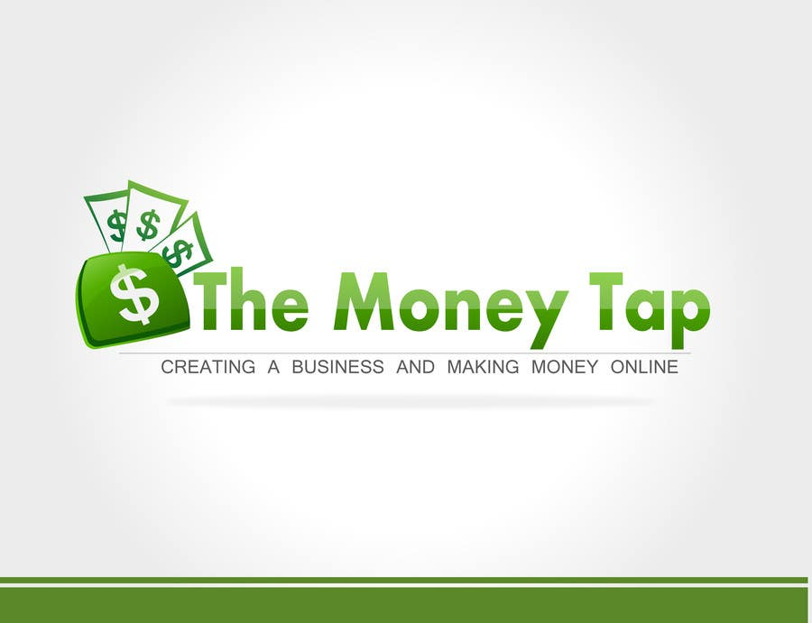 #66 for Design a Logo for my online Blog: The Money Tap by akhil0474