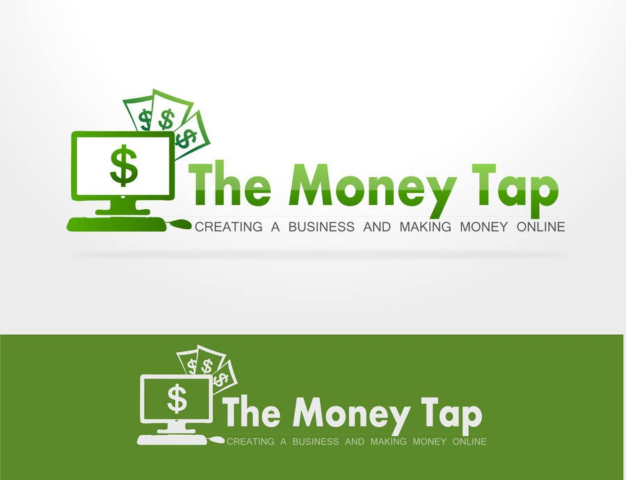 #190 for Design a Logo for my online Blog: The Money Tap by akhil0474