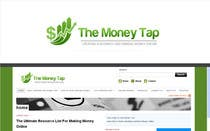 Contest Entry #99 for Design a Logo for my online Blog: The Money Tap