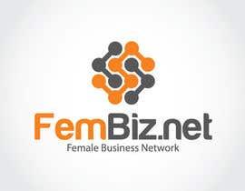 Nro 126 kilpailuun Design a Logo for FemBiz käyttäjältä ConceptFactory