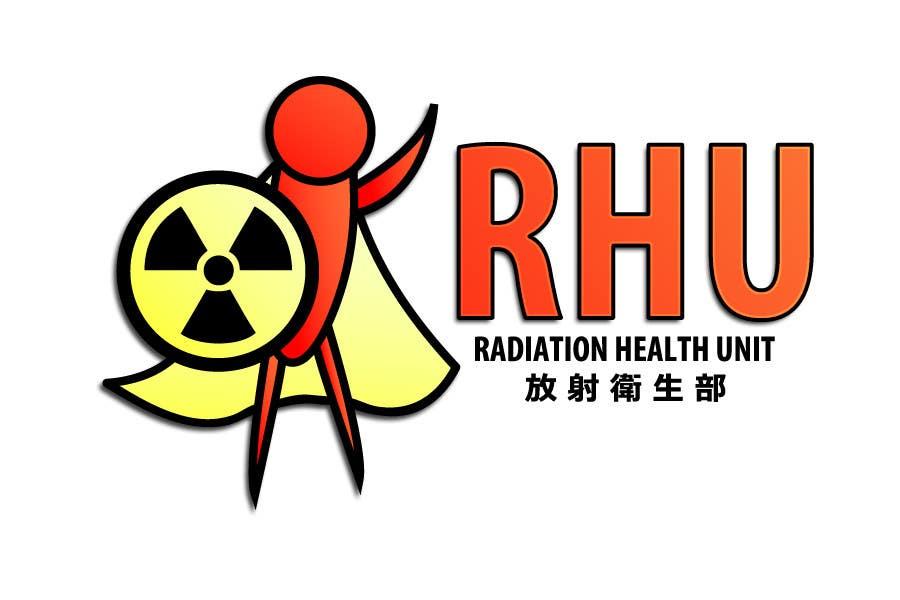 Penyertaan Peraduan #                                        137                                      untuk                                         Logo Design for Department of Health Radiation Health Unit, HK