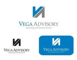 nº 445 pour Design a Logo for Vega Advisory par santosrodelio