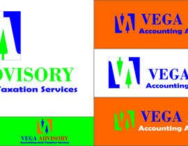 #439 for Design a Logo for Vega Advisory by quman