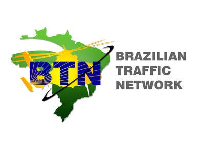 marenco86 tarafından Logo Design for The Brazilian Traffic Network için no 145