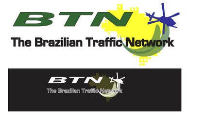 #124 untuk Logo Design for The Brazilian Traffic Network oleh ironizor