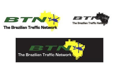 #120 untuk Logo Design for The Brazilian Traffic Network oleh ironizor