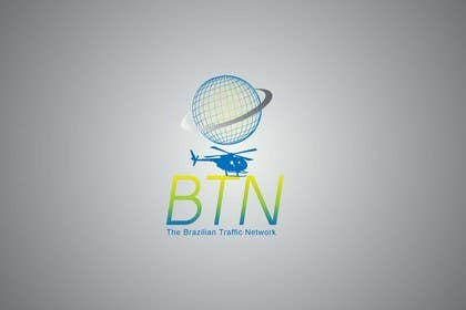 #154 untuk Logo Design for The Brazilian Traffic Network oleh indsmd