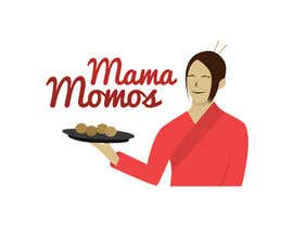 #8 para Design a Logo for Mama Momos por bertolio