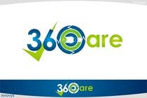 Graphic Design Entri Peraduan #569 for Logo Design for 360Care