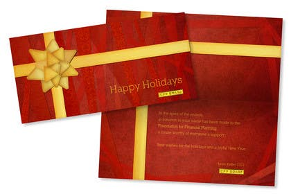 #7 para Graphic Design for A new holiday card project for the CFP Board por VenayaDesign