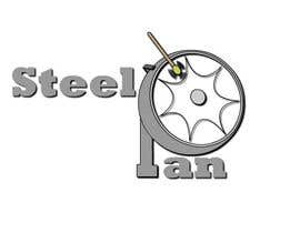 #25 para Design a Logo for a Steelpan Instrument por manuelc65