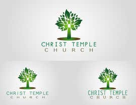nº 292 pour Design a Logo for Christ Temple Church par sagorak47