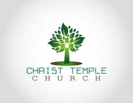 nº 293 pour Design a Logo for Christ Temple Church par sagorak47