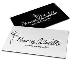 nº 142 pour Logo for a Wedding Photographer par santy99