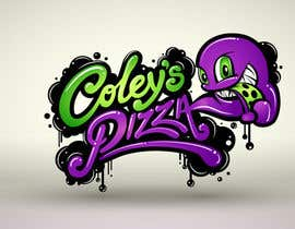 #82 para Design a Logo for Coley's Pizza por MichaelCheung
