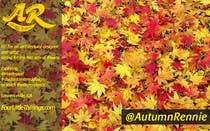 Bài tham dự #2 về Graphic Design cho cuộc thi Design a Twitter background for @AutumnRennie