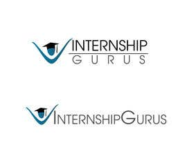 #43 para Design a Logo for InternshipGurus por RoxanaFR