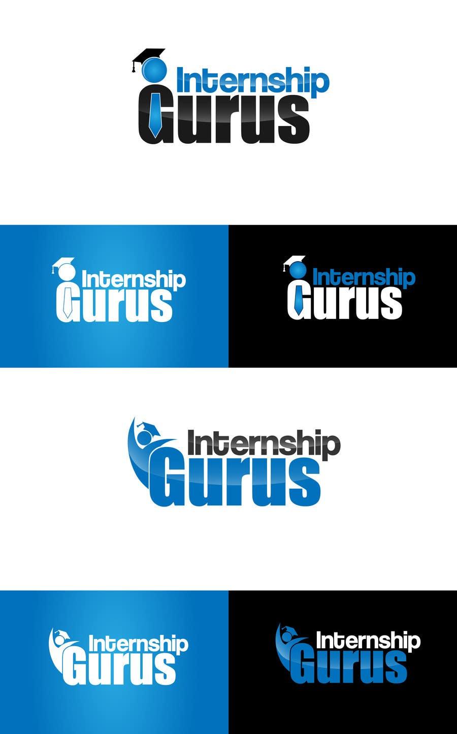 Inscrição nº 159 do Concurso para Design a Logo for InternshipGurus