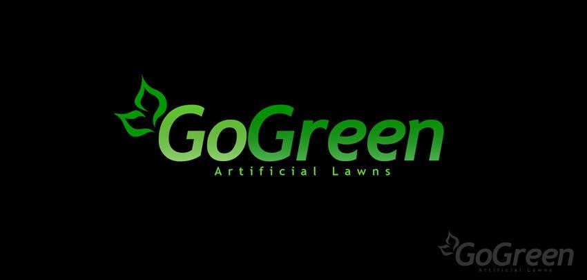 Bài tham dự cuộc thi #651 cho Logo Design for Go Green Artificial Lawns