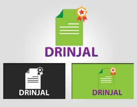nº 9 pour Design a Logo for DRINJAL.com par NrSabbir