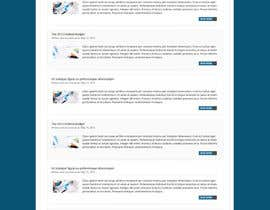 #2 para Redesign Webpage for Articles por Pavithranmm