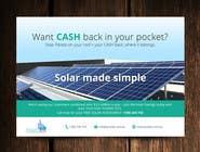 Advertisement Design Entri Peraduan #12 for Design an Advertisement package for Australian Solar Business