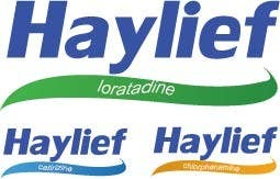 "Penyertaan Peraduan #33 untuk Design a Logo for New Hayfever Tablet Box called ""Haylief"""