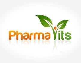 "#130 para Design a Logo for A New Range of Vitamins/Supplements called ""PharmaVits"" por nilankohalder"